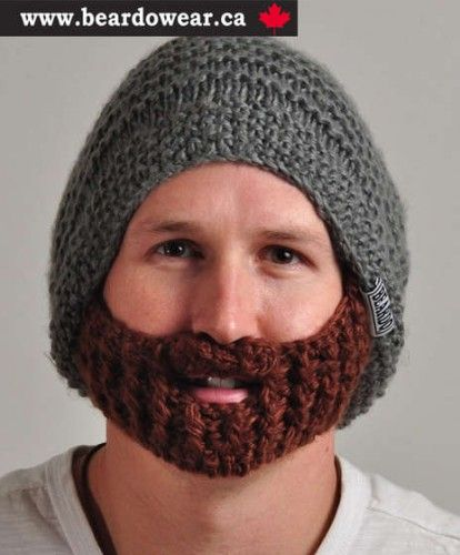 Make It Yourself Hat And Beard Haken Pinterest Tejidos