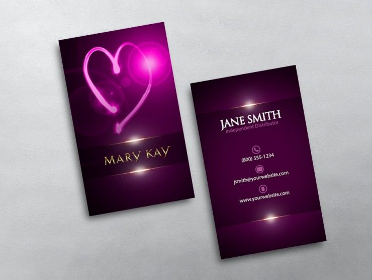 Mary kay business cards mary kay ideas by alisa white pinterest custom mary kay business card printing for mary kay independent beauty consultants design print business card template online friedricerecipe Image collections