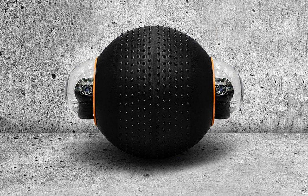 Guardbot Surveillance Robot | Men's Gear | Surveillance, Robot, Cool gadgets