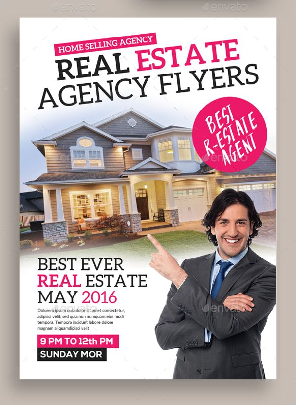realtor flyers 20 real estate flyer templates free psd ai
