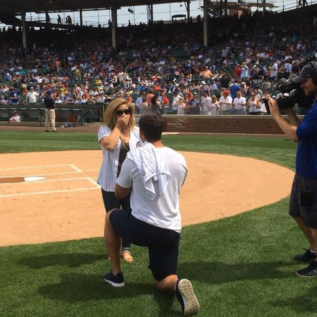 Shawn Johnson Is Engaged Watch The Adorable Surprise Proposal