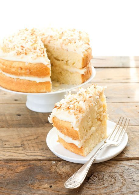 Pineapple Cake With Coconut Cream Cheese Frosting Traditional And Gluten Free Versions Included