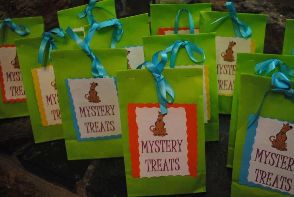 Scooby Doo Birthday Party Decorations: Scooby Doo Birthday Party Ideas