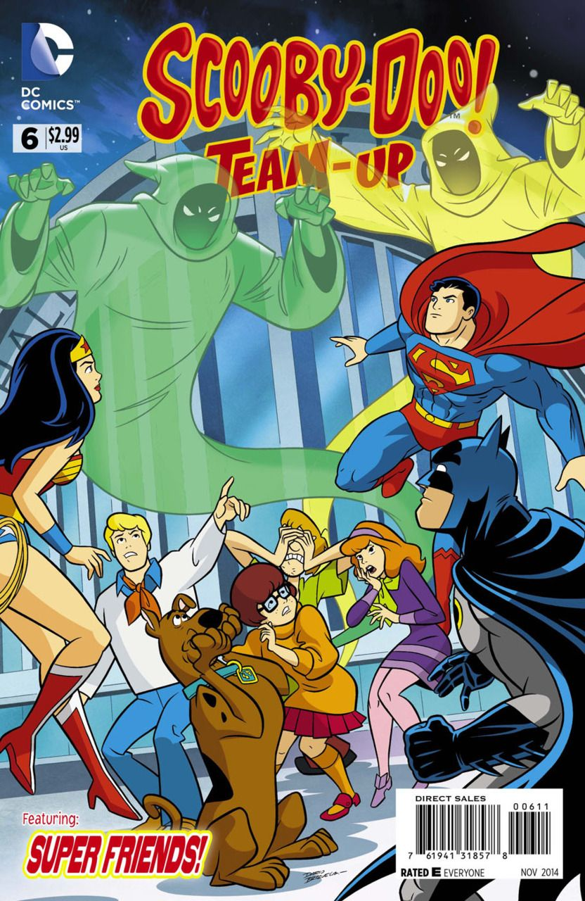 Scooby-Doo Team-Up #6 - A Super Friend In Need (Issue)