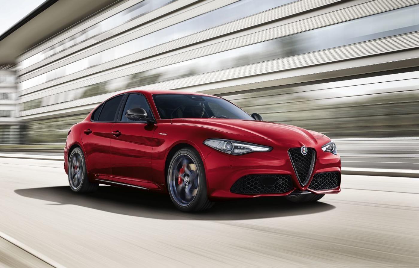 Alfa Romeo primo trimestre positivo in Germania, Francia