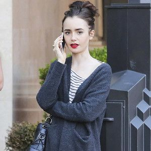 I Live In California And Have New Bohemian Style These Are My Go To Outfits Lily Collins Casual Lily Collins Style Lily Collins