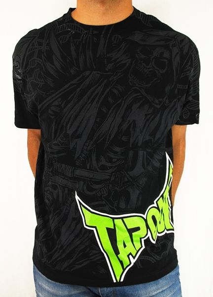 d1ced5139660 freeshipping New! Tapout Ghost T Shirt Black Price $24.00 Sale Price ...