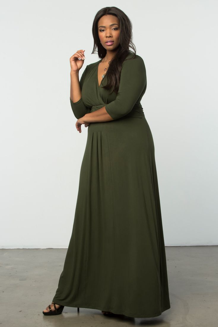 Fall In Love With Our Olive You Plus Size Desert Rain Maxi Dress Classic Style With An On Trend Hue Browse Our Entire M Maxi Dress Dresses Stylish Maxi Dress [ 1100 x 735 Pixel ]