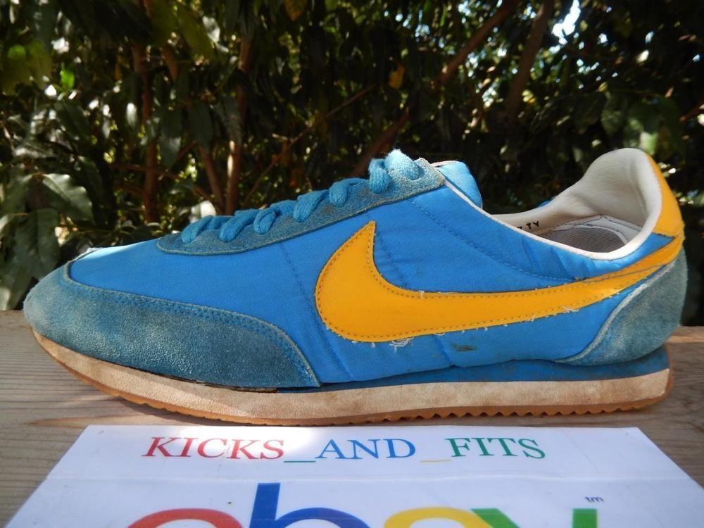 yellow blue nikes