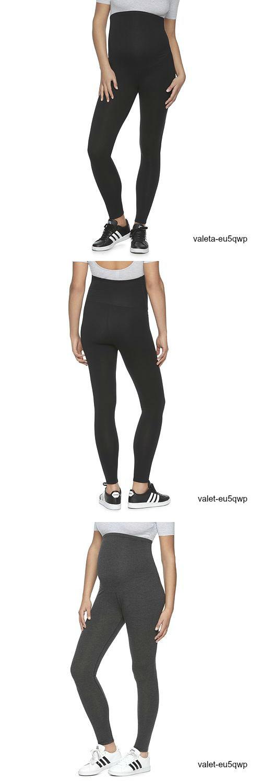 182e93e2490bb Pants 63857: Maternity Leggings Stretch Seamless Yoga Sports Workout  Support Comfort Pants -> BUY