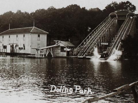 Interesting history of Doling Park - Springfield, MO