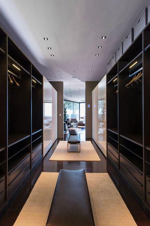 modern luxury master closet. Modren Modern ClosetDressing Area Gentlemenu0027s Residence On Modern Luxury Master Closet S