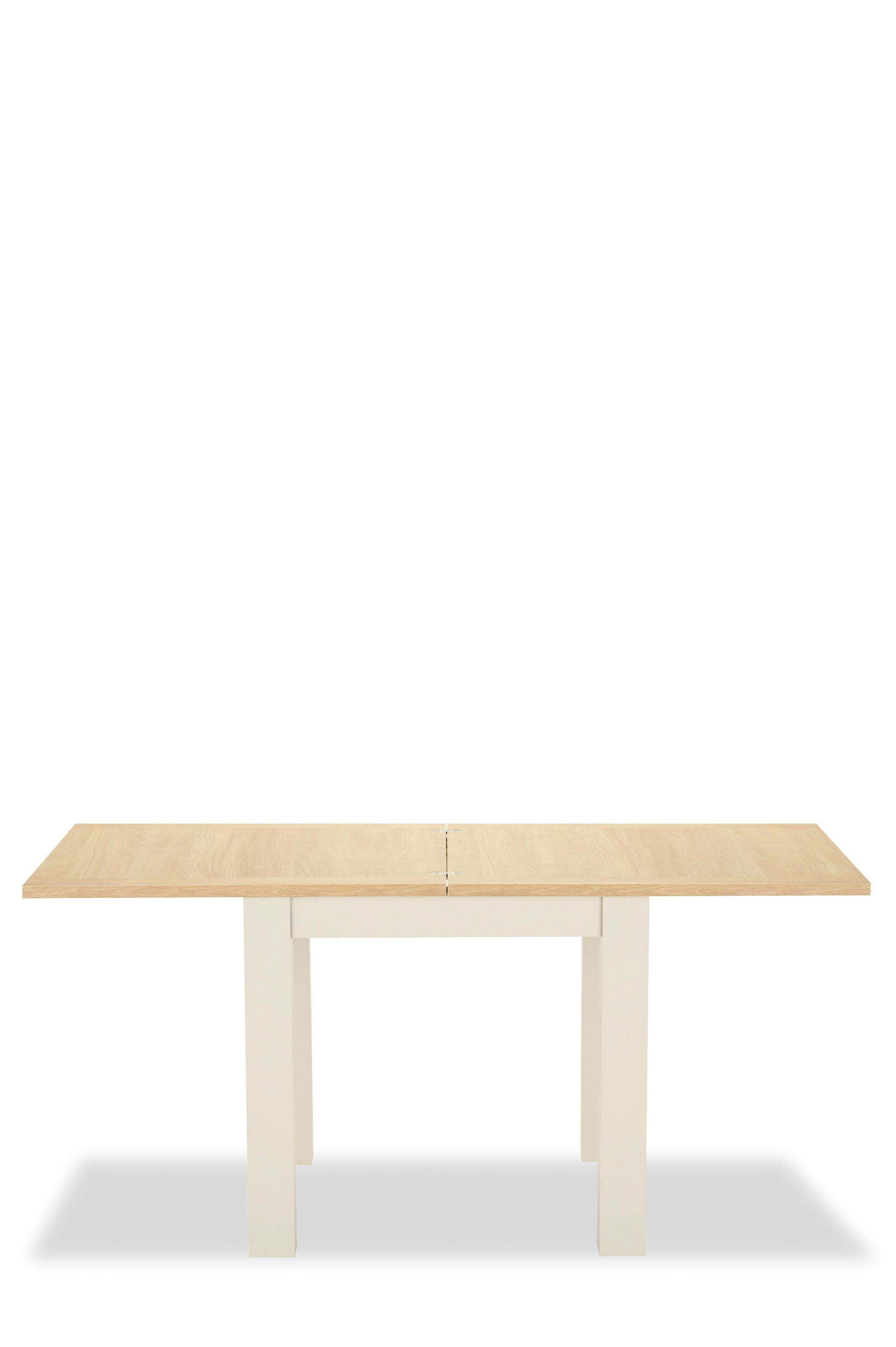 e168e2a4717 Next Malvern Oak 4-6 Seater Square To Rectangle Dining Table - Natural