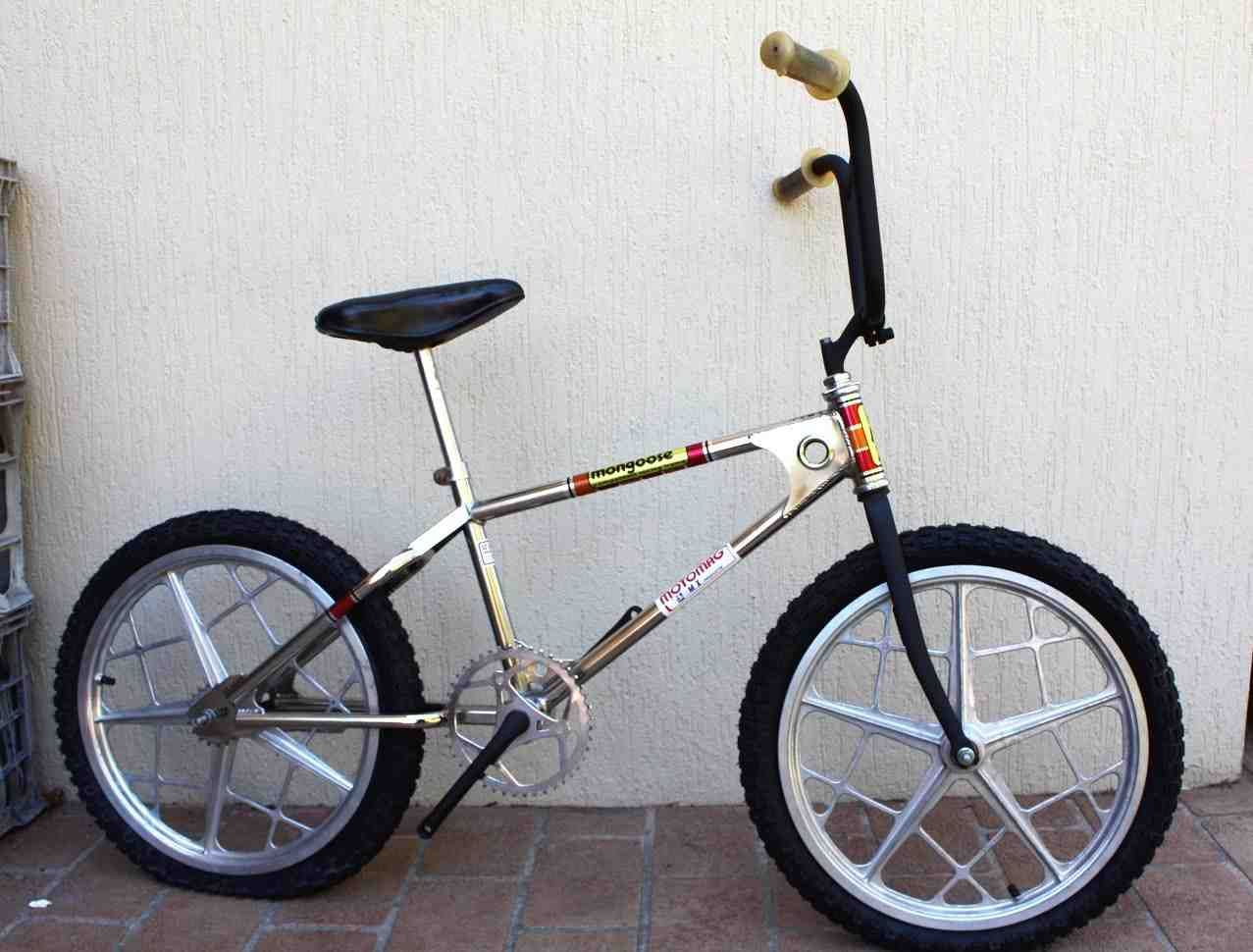 Vintage Mongoose Bmx Bikes for Sale | bmx | Bmx bikes for
