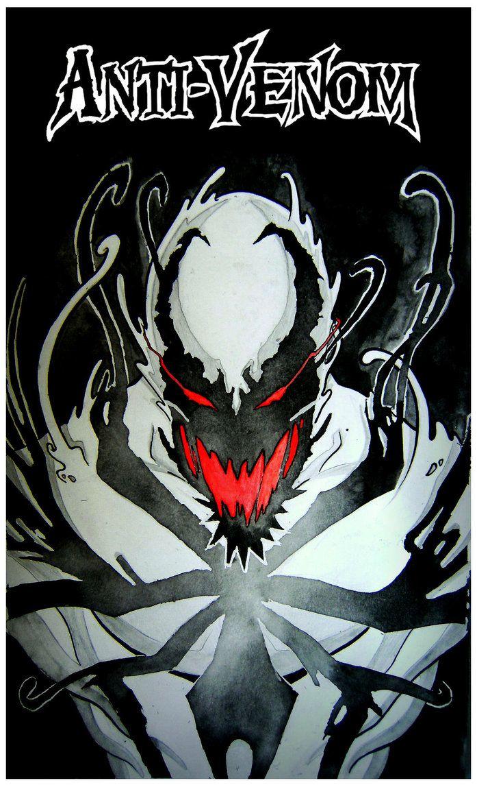 ANTI-VENOM (SPIDERMAN) by Vagavans | Marvel-Lous | Anti ...
