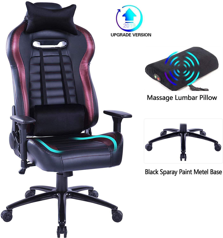 gaming stuhl massage