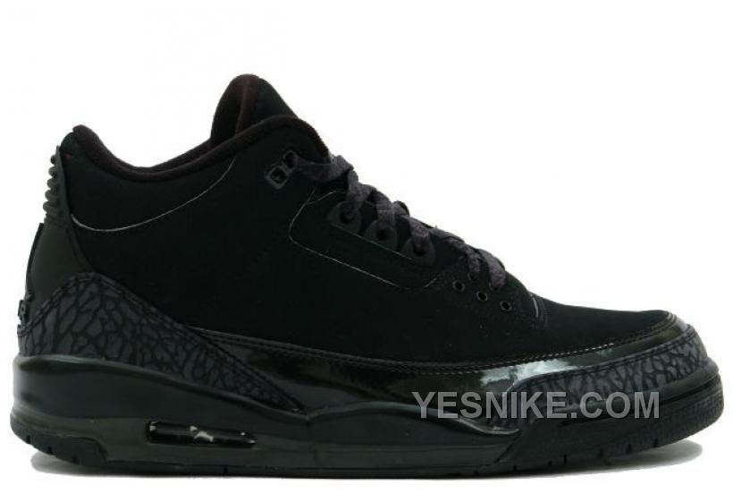 uk availability 4cba1 78545 136064 002 Nike Air Jordan 3 III Retro-Black Cat(Black Dark Charcoal