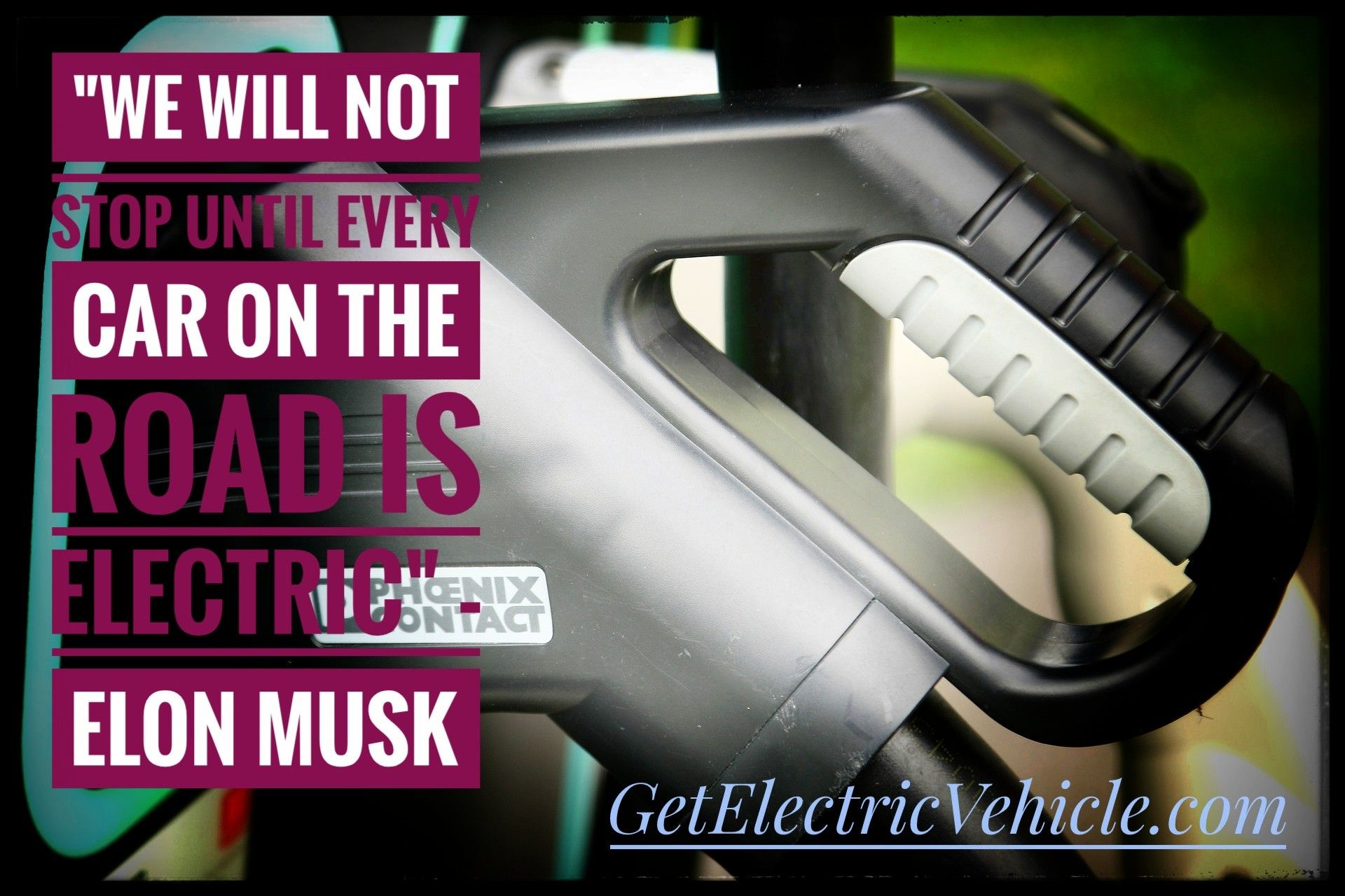 Electric Cars Quotes