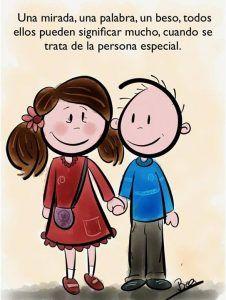 Imagenes Tiernas De Amor Con Frases Bonitas Frases Bonitas