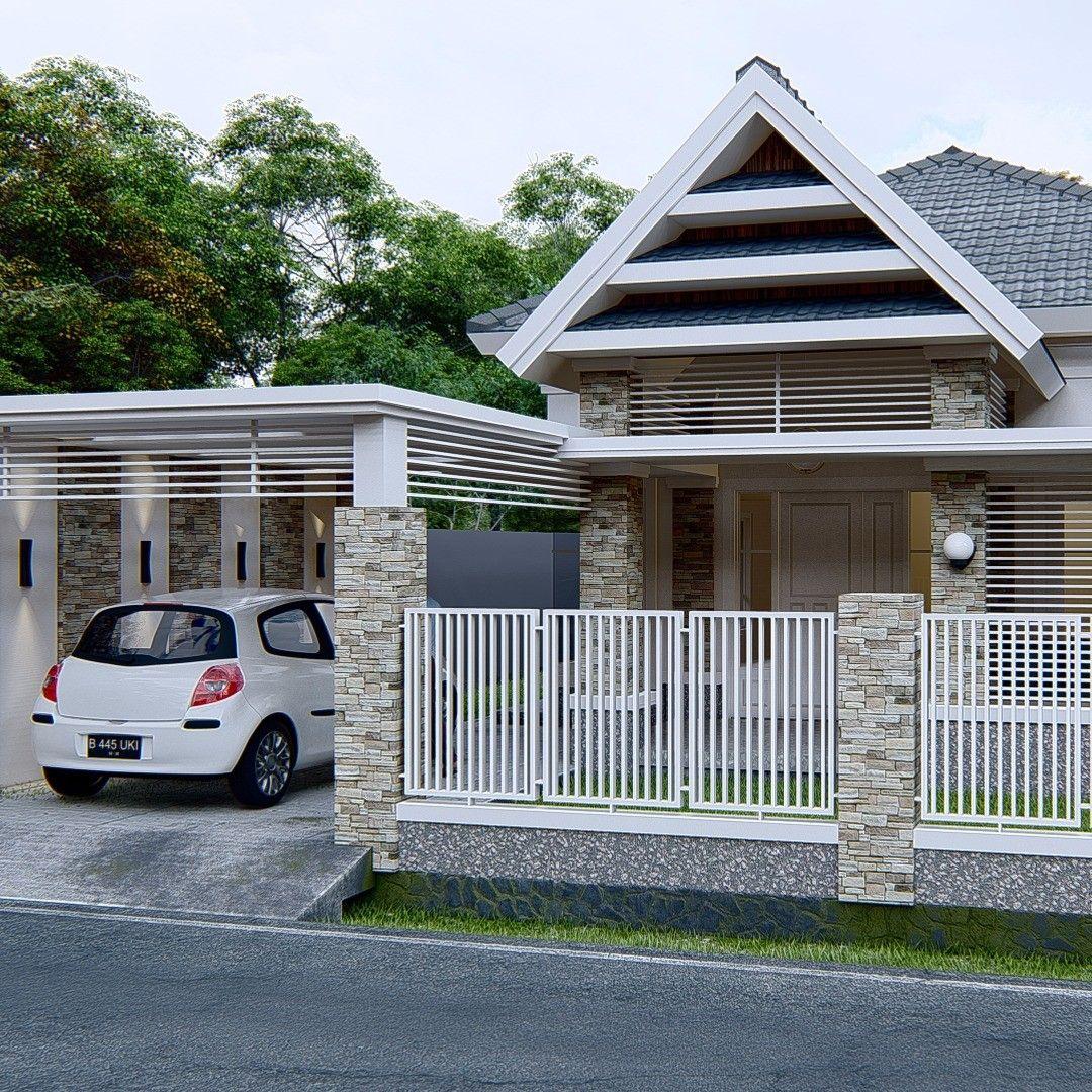 Rumah Palopo Revisi Atap Permintaan Owner Atap Entrance Pakai Atap Sambulayang Susun Tiga Atap Tradisi Sulaw Rumah Arsitektur Arsitektur Desain Arsitektur