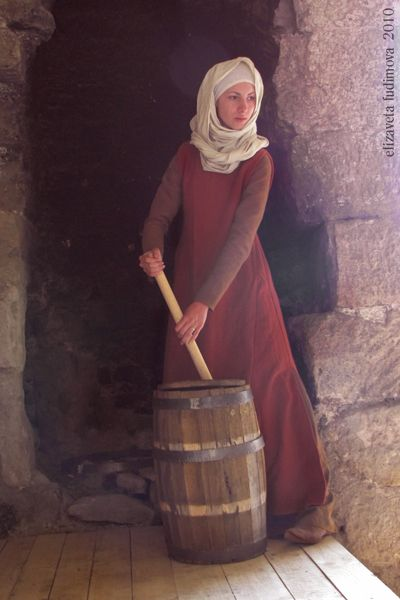 Medieval Peasants Women