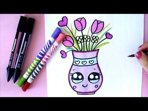 Happydrawings Draw Cute Things Kawaii Diy Youtube En