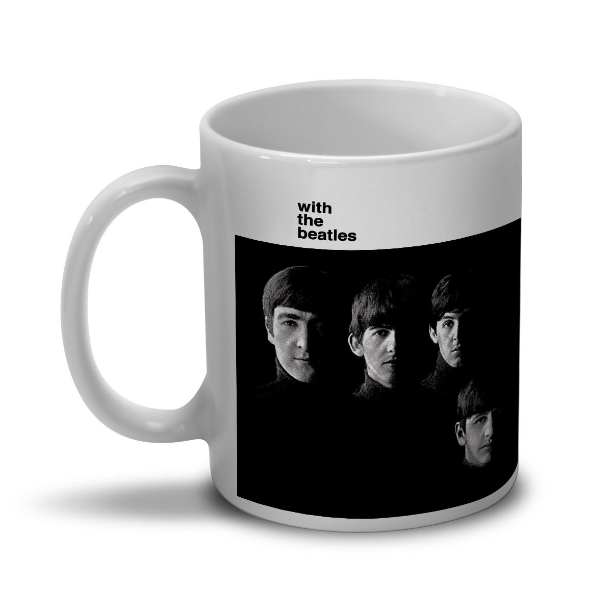 Caneca The Beatles - With The Beatles