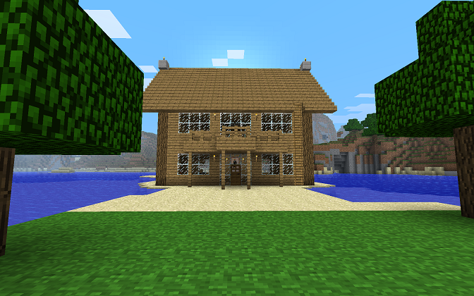 House Maps for Minecraft - mapcraft.me