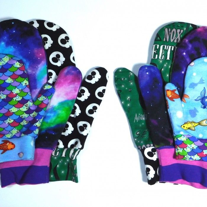 Wonderland Mittens pattern is currently free from SUAT | sewing ...