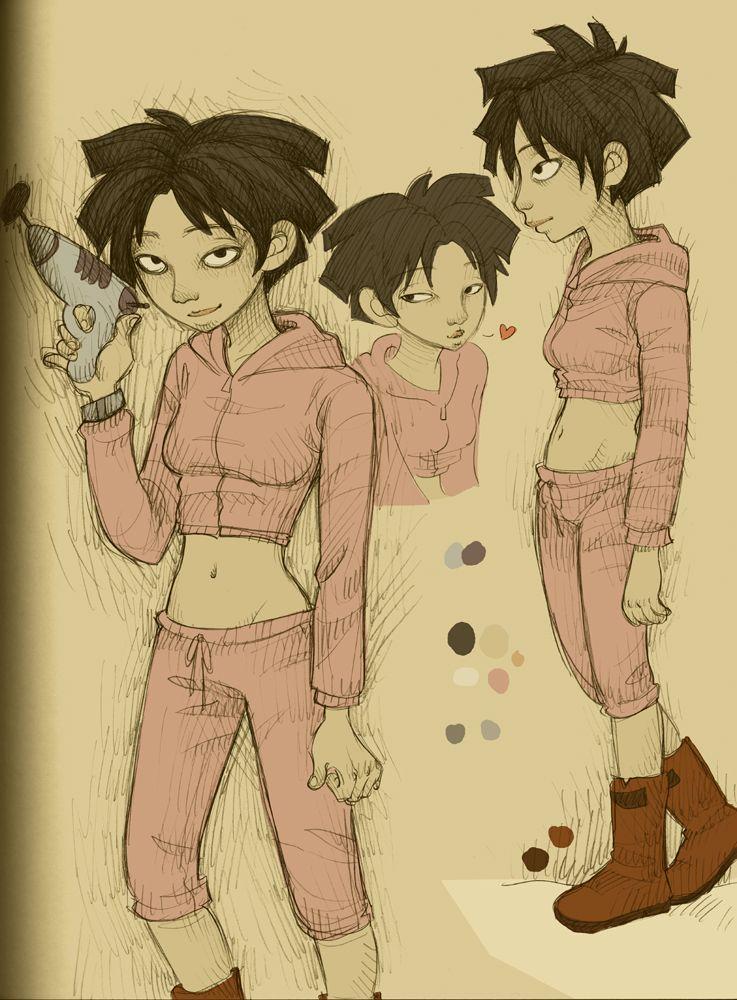 wong anime amy Futurama