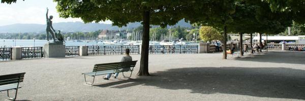 Bürkliplatz, Zürich