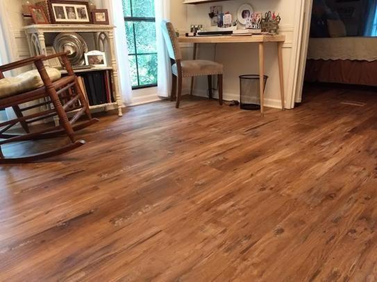Lifeproof Heirloom Pine Luxury Vinyl Plank Flooring Case