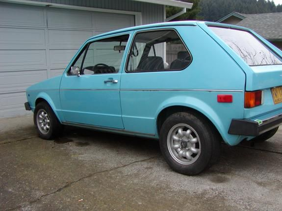 Image detail for -75 Volkswagen Rabbit For Sale by Susanna ...