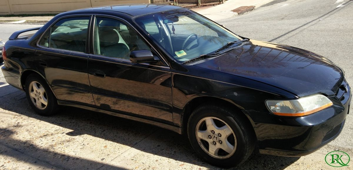 An extremely reliable and well maintained honda_accord