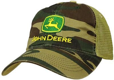 529553b51121a6 John Deere Camo and Mesh Hat | Navy seal | Pinterest | Mesh hats ...