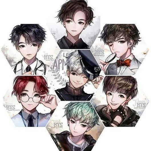 Photo of Just BTS things – More fanart