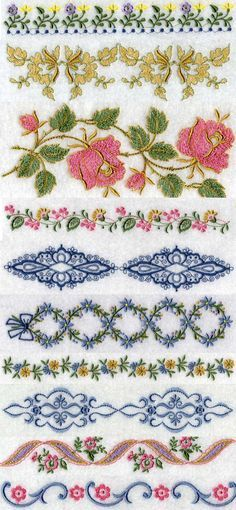 Machine Embroidery Projects Secrets Of Machine Embroidery