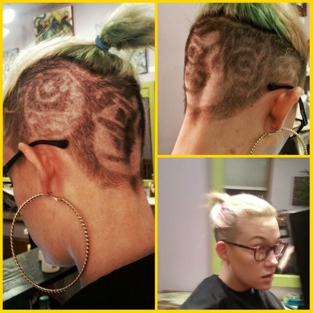 In the spirit of the movie coming this week, the coolest and most epic  undercut