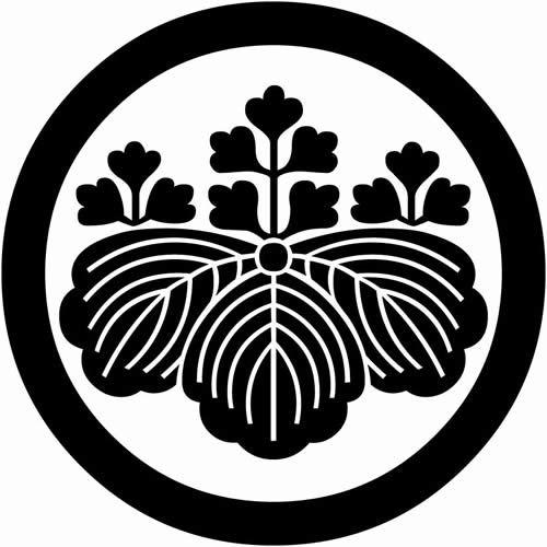 Family Crest / Kamon / 家紋 / 五山の桐