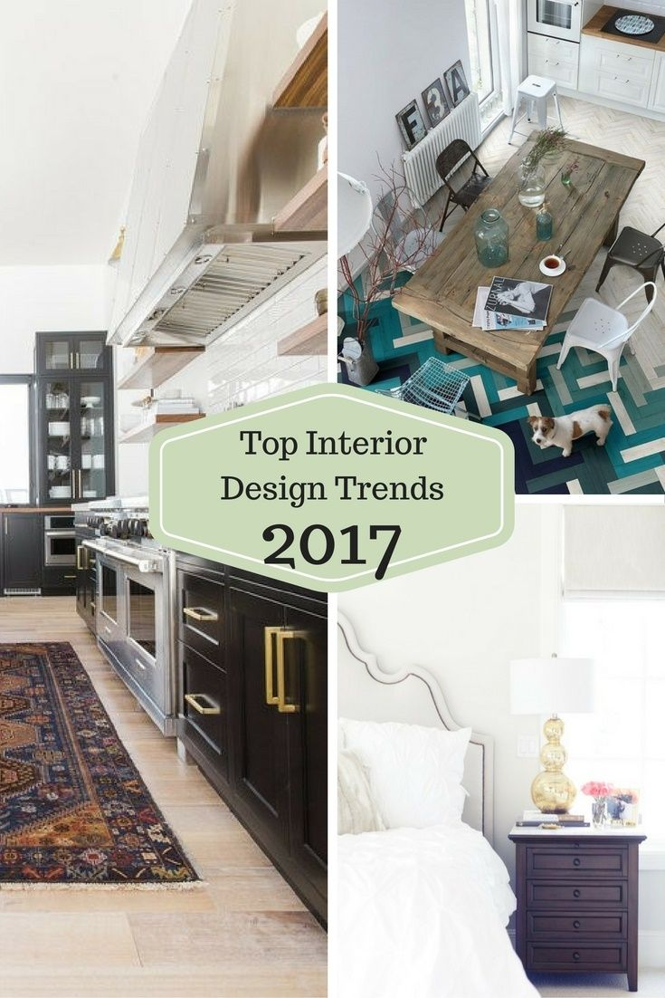 Interior Design Trends 2017: What\'s New, What\'s Next