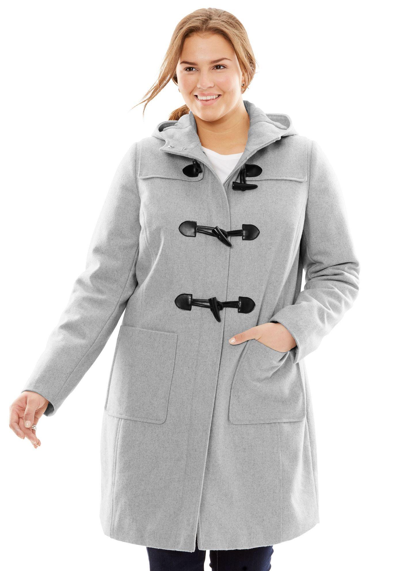b605ffa7a2a Classic duffle coat - Women s Plus Size Clothing