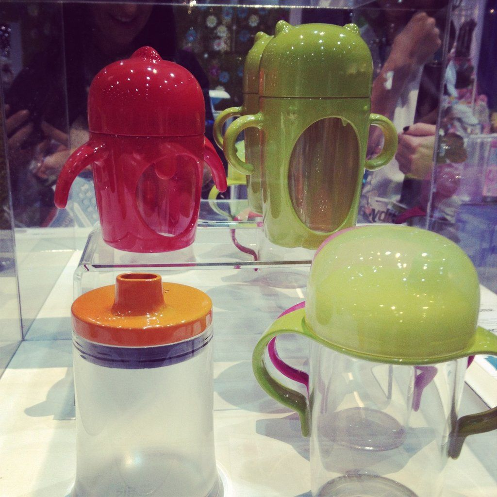 Boon will expand to sippy cups with the introduction of Modster cups | 94 New Baby Products That Will Hit Store Shelves in the Coming Year | POPSUGAR Moms