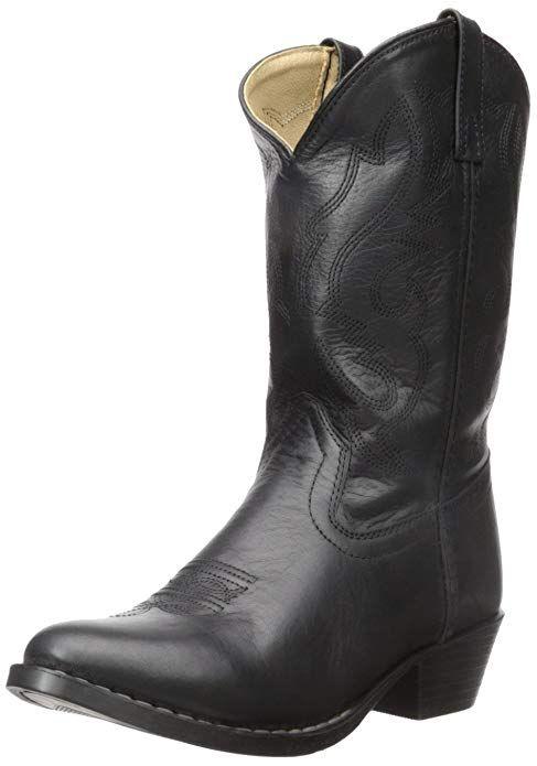 23321b3e91fb Kids Denver Leather 3.5M,Black   Winter Boots: Chelsea, Chukka ...