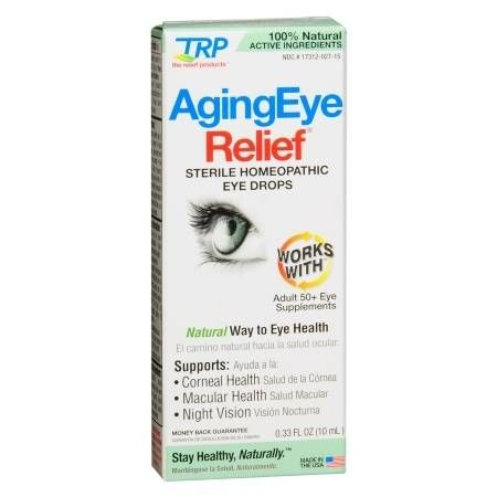 The Relief Products Aging Eye Relief Drops Walgreens How To Stay Healthy Eye Health Eye Relief