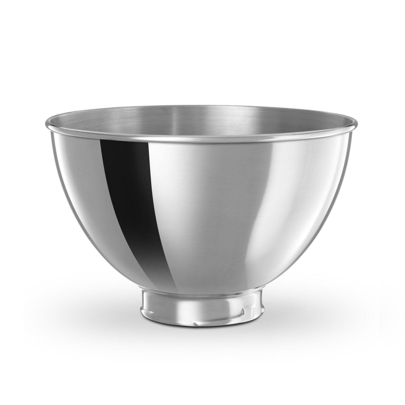 Kitchenaid 3 Qt Polished Stainless Steel Bowl Stainless Steel Mixing Bowls Kitchen Aid Stainless Steel Bowl