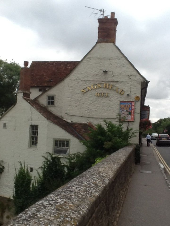 The Nags Head Hotel Abingdon Uk Loved It Pinterest