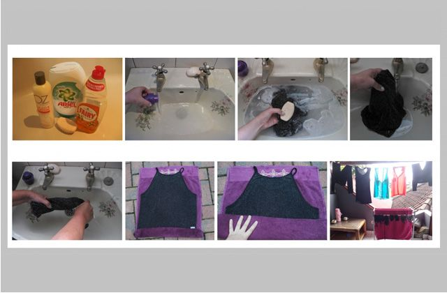 How To Hand Wash Clothing When Traveling Easy Step By Step Tutorial Packing Tips For Travel Travel Style Anti Theft Travel Accessories