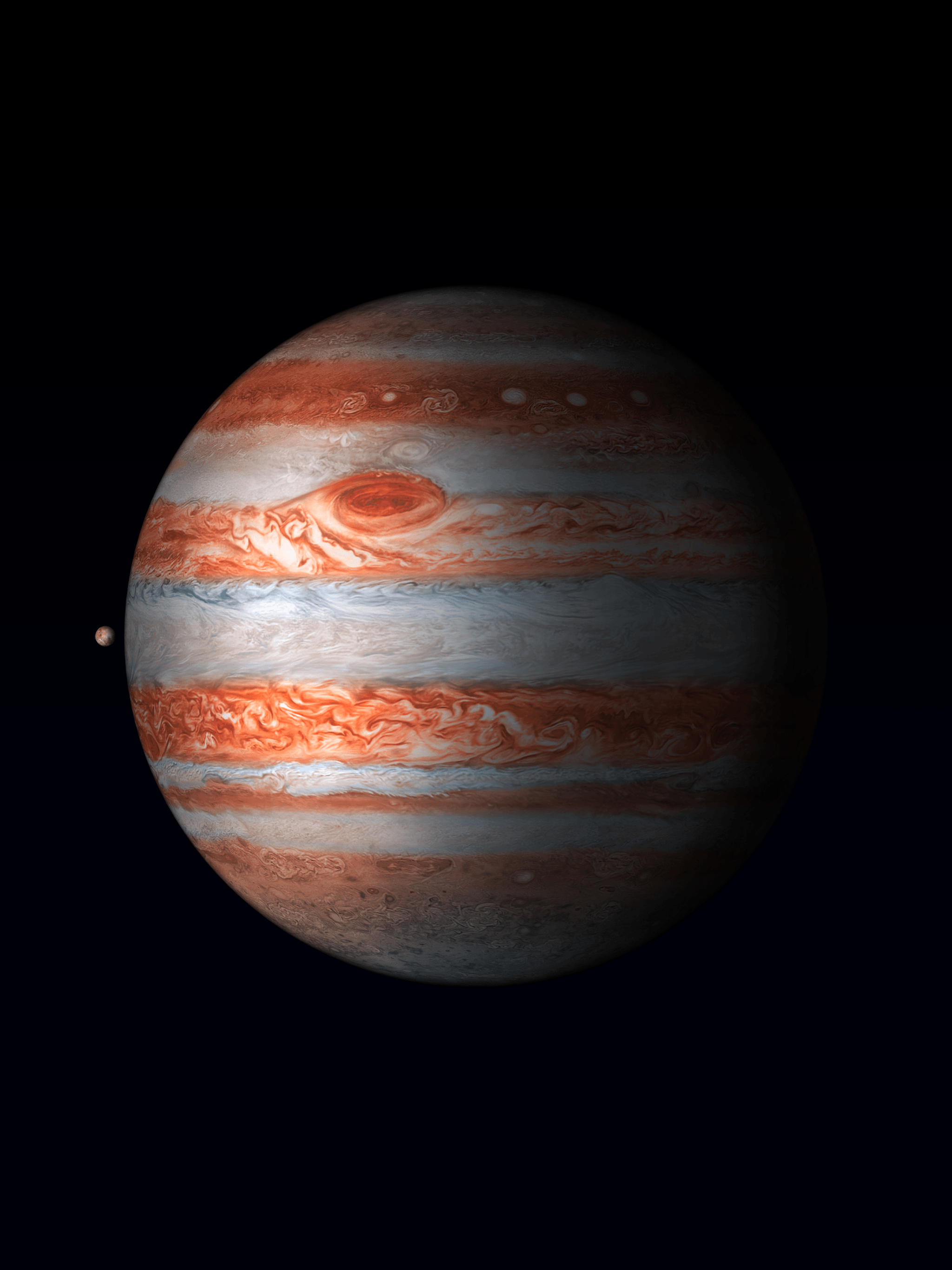 2048x2732 Jupiter Wallpapers Jupiter Backgrounds And Images 32 Fungyung In 2020 Jupiter Wallpaper Iphone Wallpaper Jupiter Iphone Wallpaper