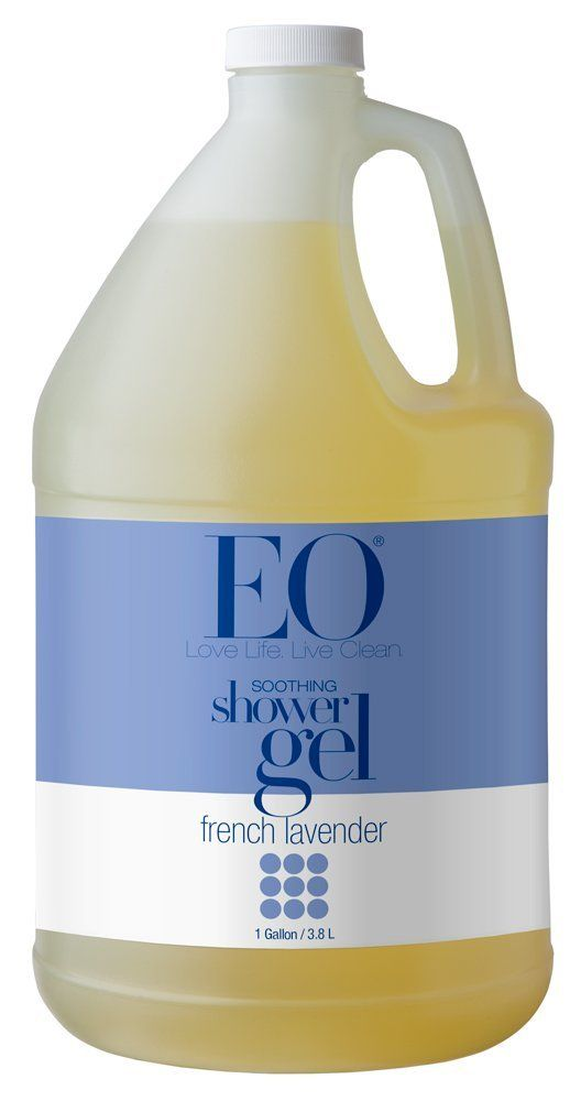 Eo Soothing Botanical Shower Gel Refill French Lavender 128