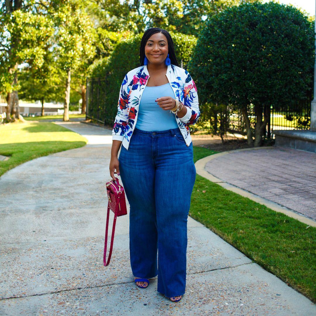 37++ Plus size flare jeans ideas ideas